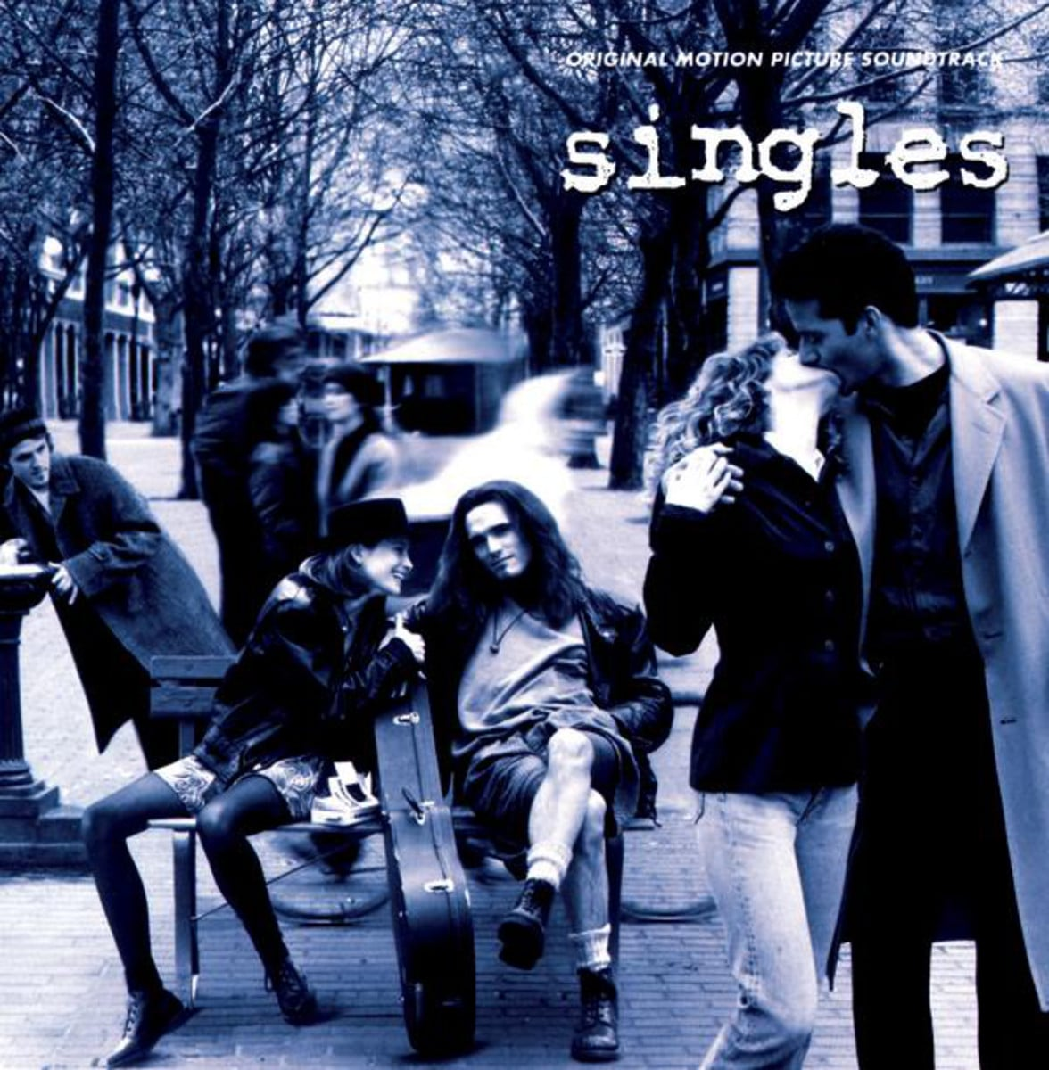 The Singles Soundtrack (1992) | The Albums Every Alt-Girl Owned in