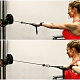 Standing Single-Arm Row