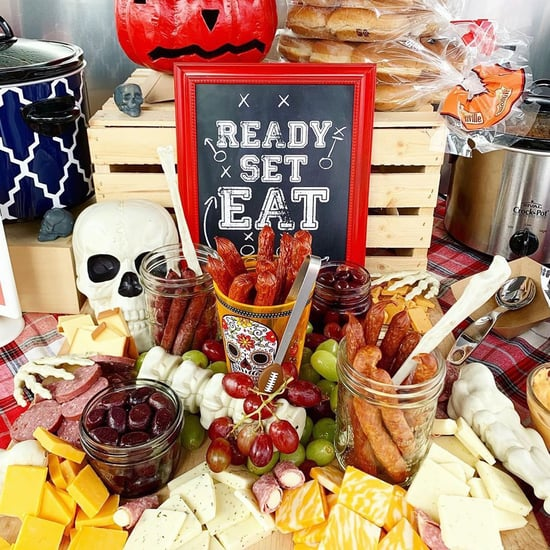 These Halloween Charcuterie Boards Look Scary Delicious