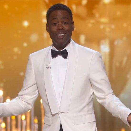 Chris Rock's Oscars Monologue 2016