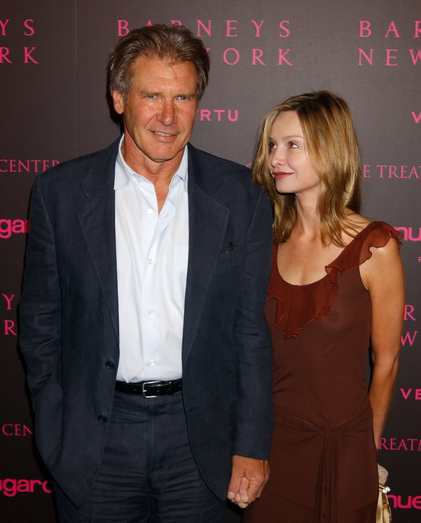 Harrison Ford and Calista Flockhart Cute Pictures ...