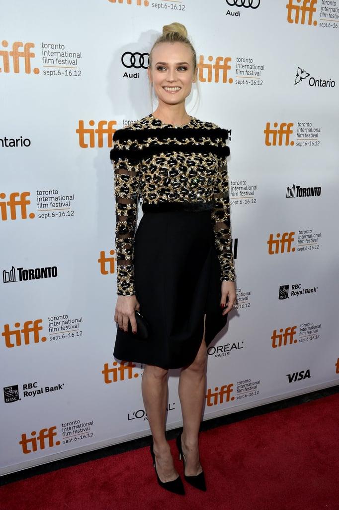 Diane Kruger and Josh Jackson Make a Sweet Sight at TIFF