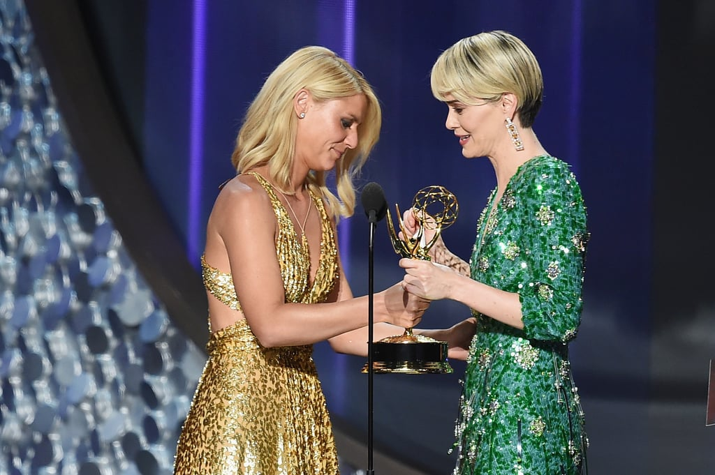 Sparkly Dresses at the Emmy Awards 2016