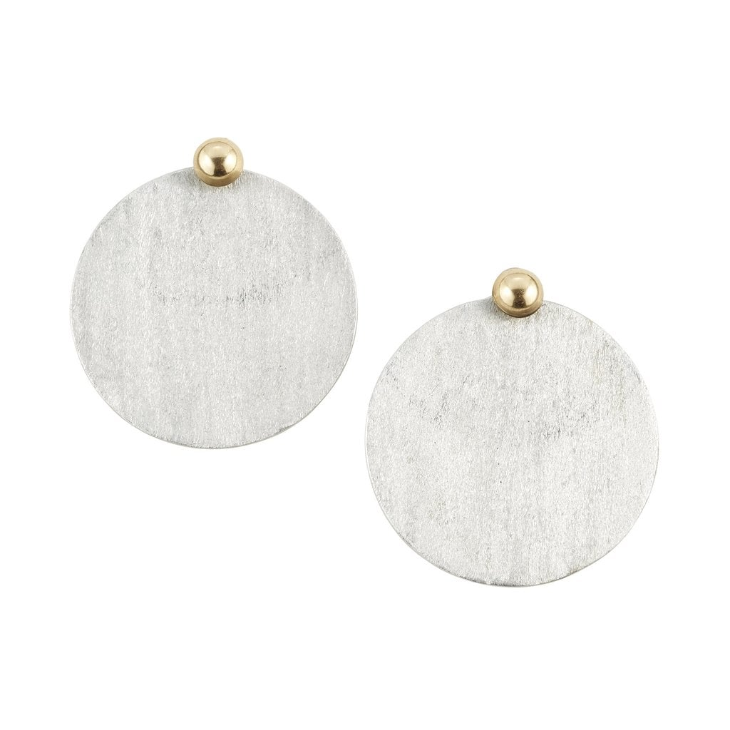 A pair of statement earrings that save lives