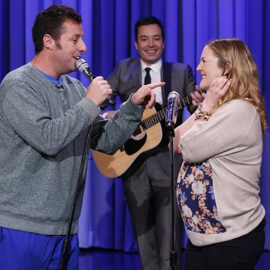 "Adam Sandler and Drew Barrymore ""Every 10 Years"" Song"