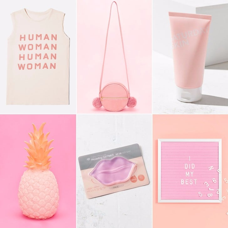 Millennial pink products popsugar love sex for Millenial pink gifts