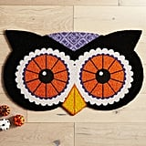 Pier 1 Imports Halloween Owl Face Doormat ($18, originally $30)
