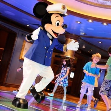 Kids-Only Activities on Disney Cruises