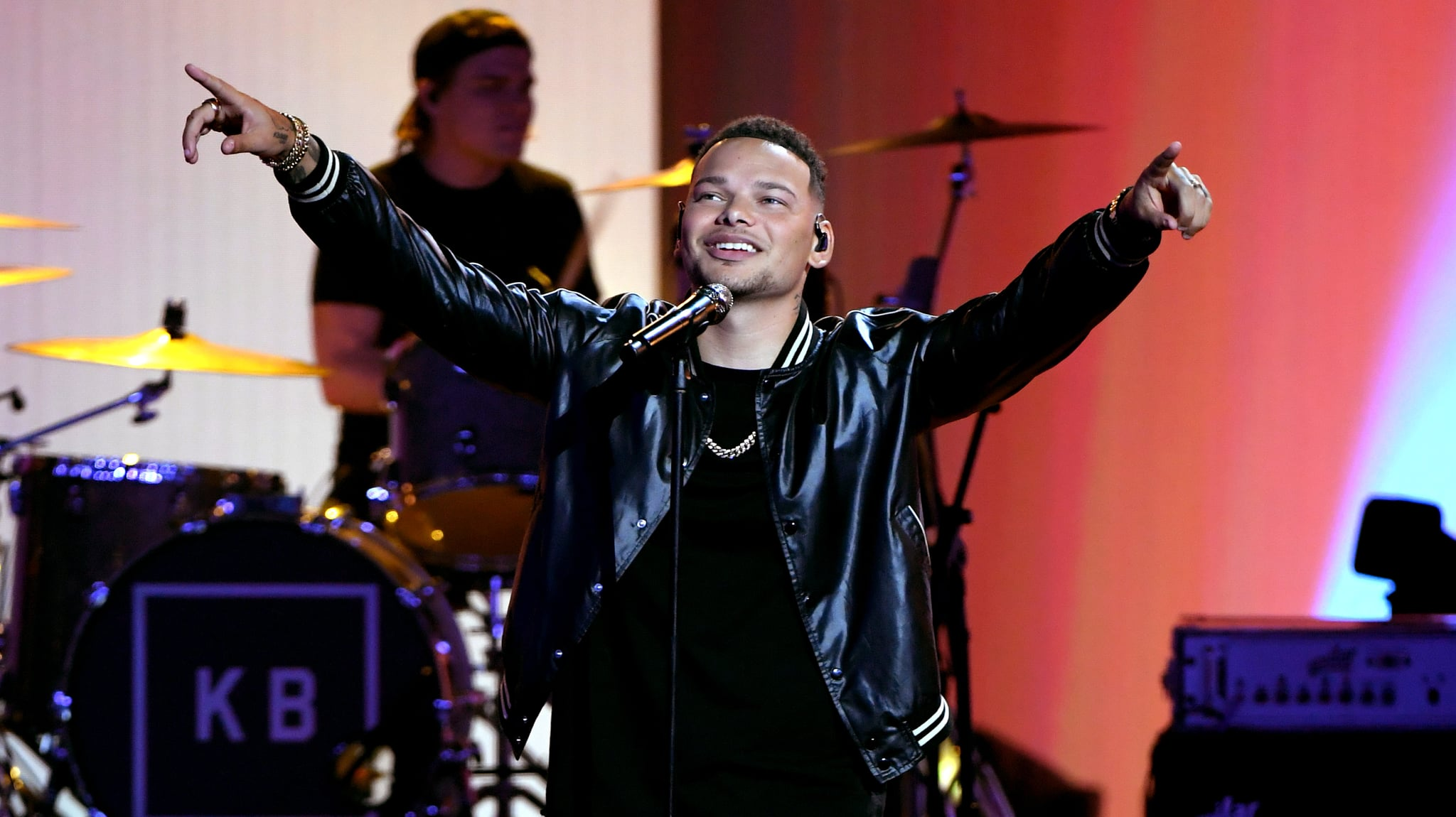 NASHVILLE, TENNESSEE - SEPTEMBER 14: Kane Brown performs onstage during the 55th Academy of Country Music Awards at the Grand Ole Opry on September 14, 2020 in Nashville, Tennessee. The ACM Awards airs on September 16, 2020 with some live and some prerecorded segments.  (Photo by Jason Kempin/ACMA2020/Getty Images for ACM)