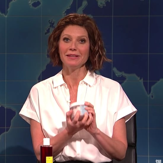 Gwyneth Paltrow SNL Goop Sketch Video
