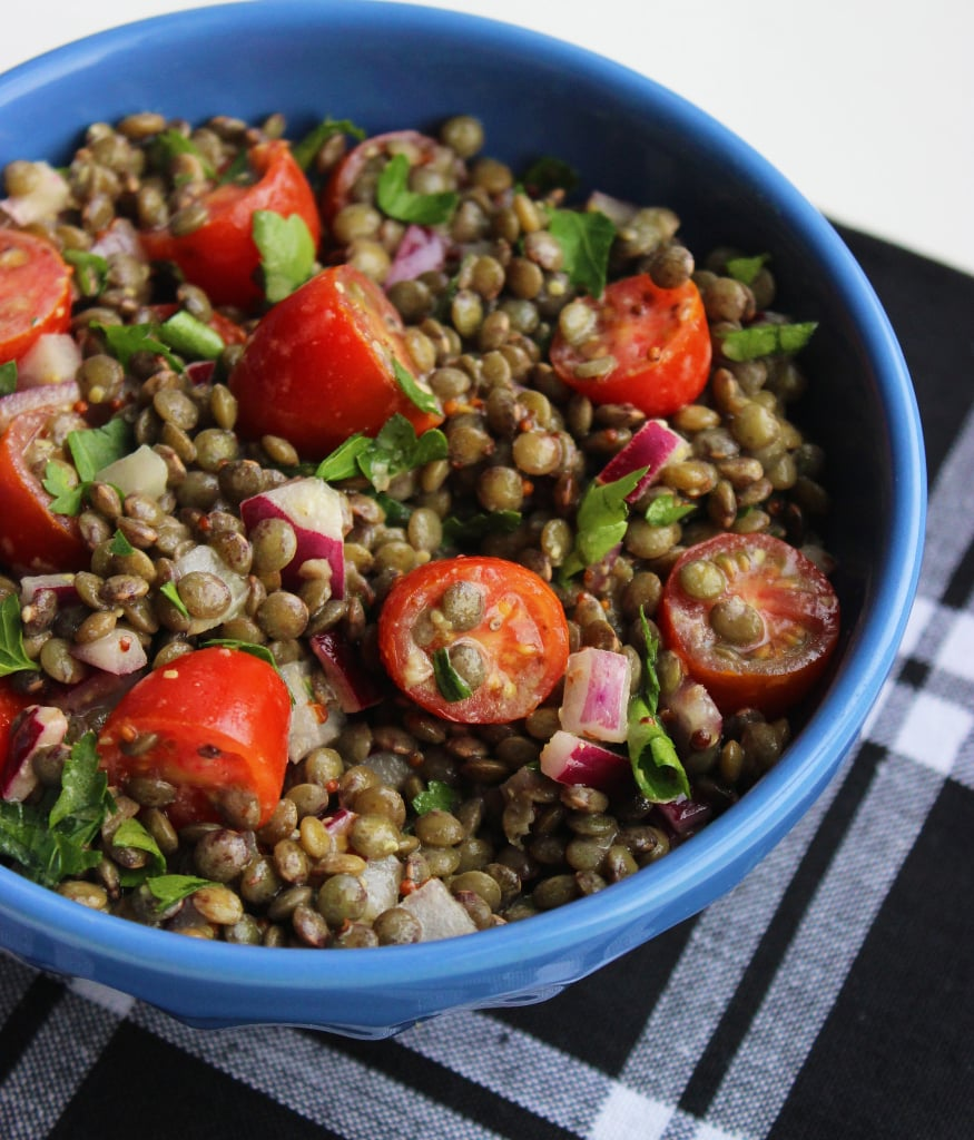 Hearty Lentil Salad