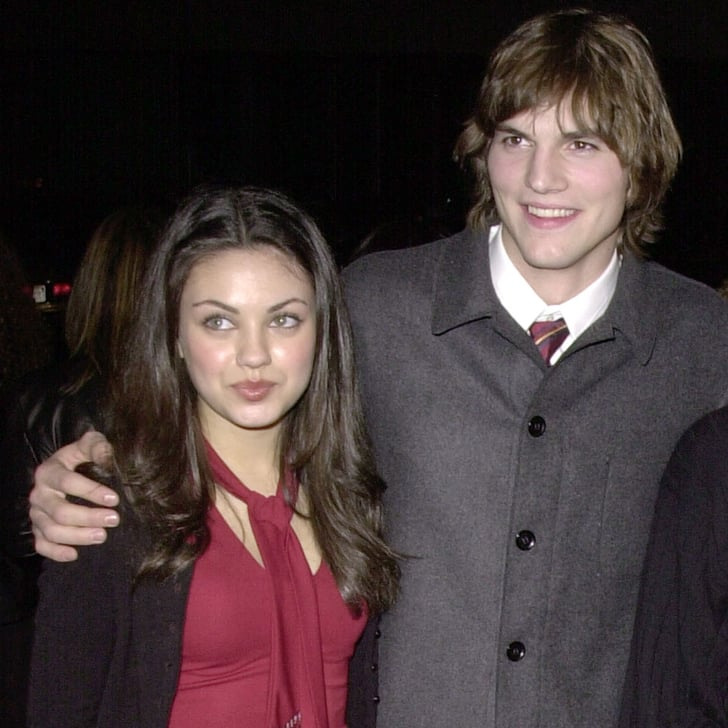 Ashton Kutcher and Mila Kunis Relationship Timeline