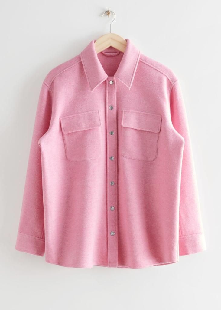 Shop: Shackets / Overshirts