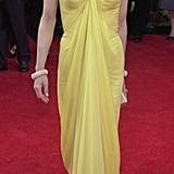 Renee Zellweger at the 2001 Academy Awards