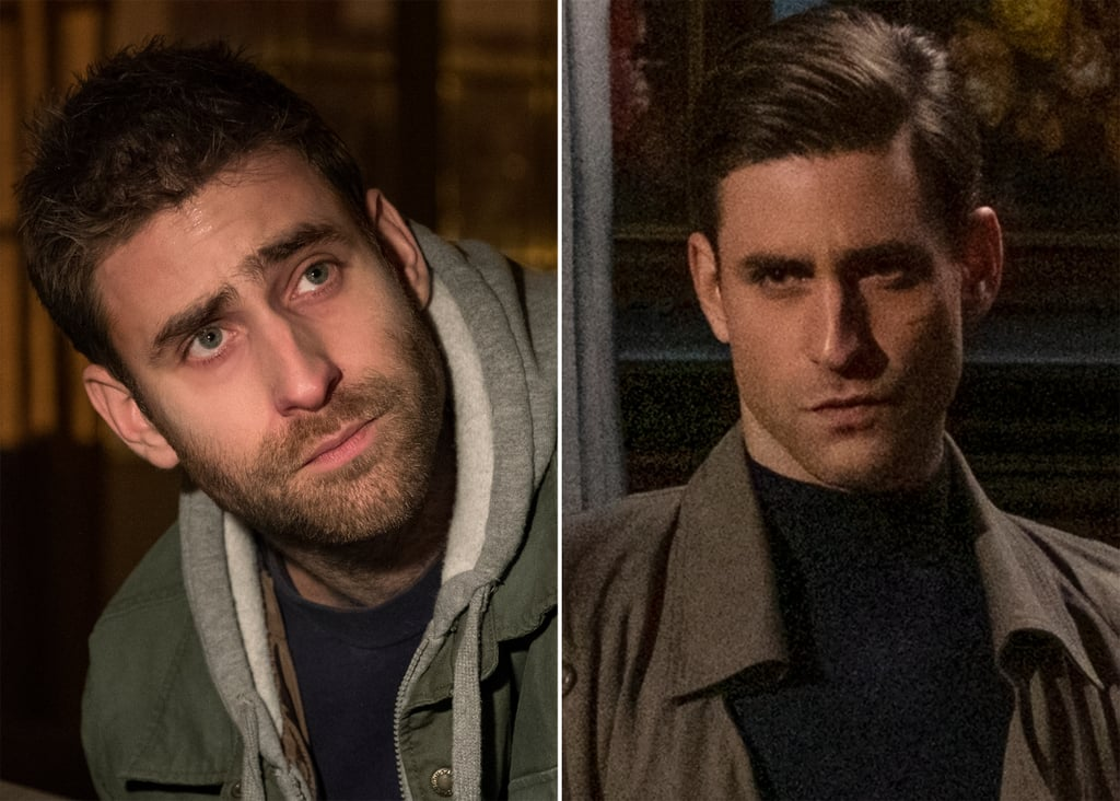 Oliver Jackson-Cohen as Luke Crain and Peter Quint