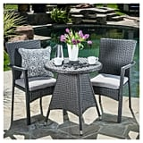 Georgina Wicker Patio Bistro Set