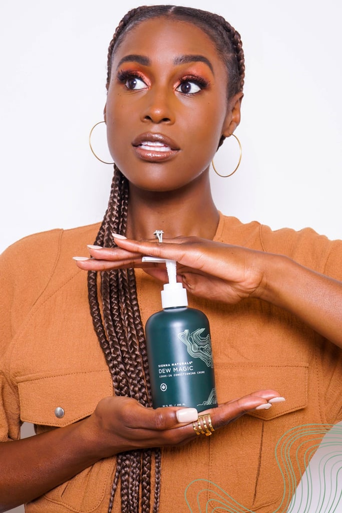 Issa Rae Hair Care Brand Sienna Naturals at Target