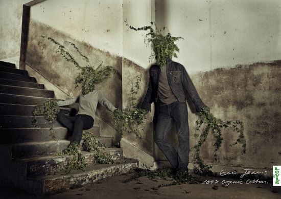 Fab Ad: Levi's Eco Jeans