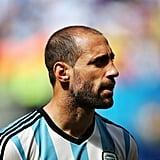 Argentina: Pablo Zabaleta