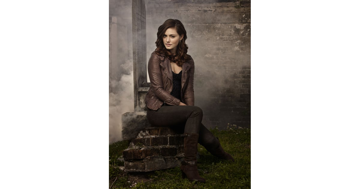 Phoebe Tonkin as Hayley on The Originals. | The Originals ...