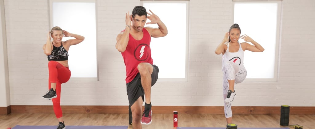 Torch Calories With This Low-Impact High-Intensity Workout