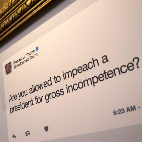 Trump's Charlottesville CNN Train Reporter Cartoon Retweet