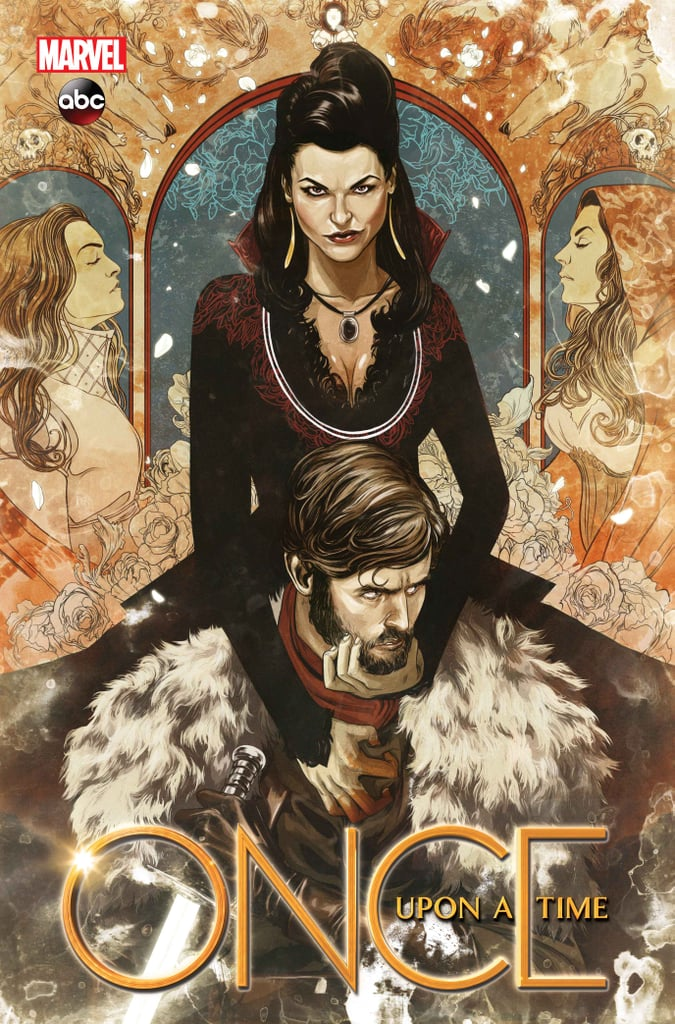 Once Upon a Time: Shadow of the Queen Graphic Novel ($20)