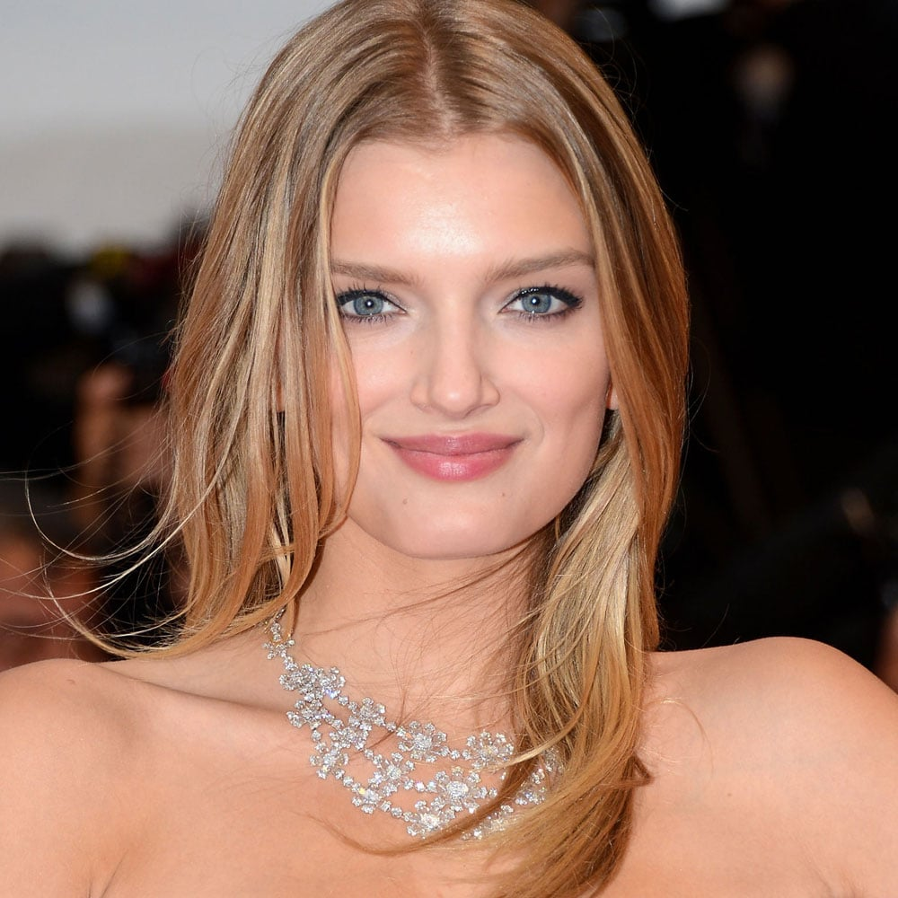 Lily Donaldson at the Cosmopolis Premiere