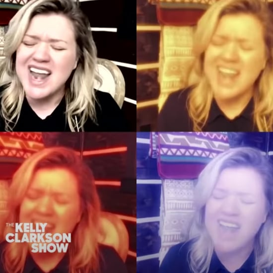 "Watch Kelly Clarkson Cover Madonna's ""Like a Prayer"""