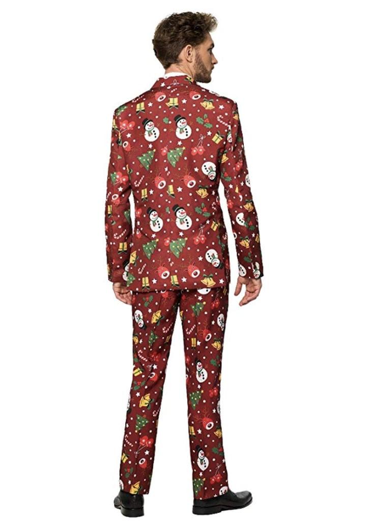 Amazon's Light-Up Christmas Tree Suit