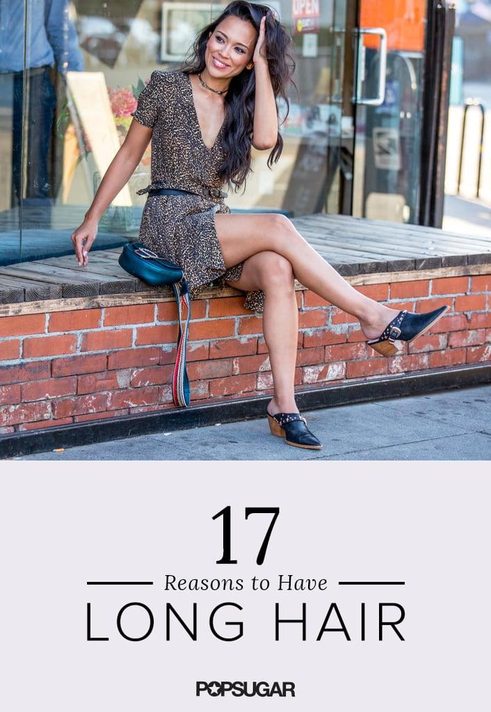 Reasons to Have Long Hair