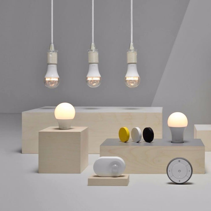 ikea 39 s smart lighting voice control popsugar home