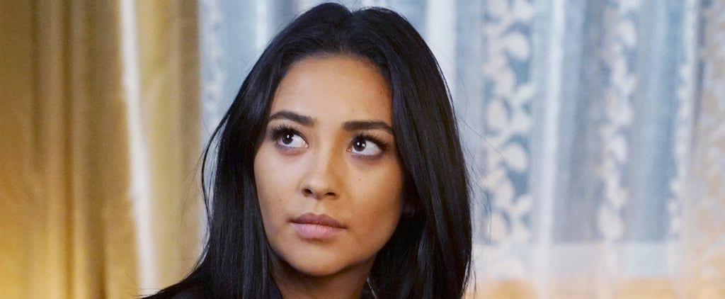 Shay Mitchell Took Prop From Pretty Little Liars Set