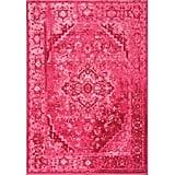 Bungalow Rose Kapadia Pink Area Rug