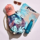 Home and Away Showbag ($28) Includes:  Beach Bag  Beach Towel  Cap or sunglasses