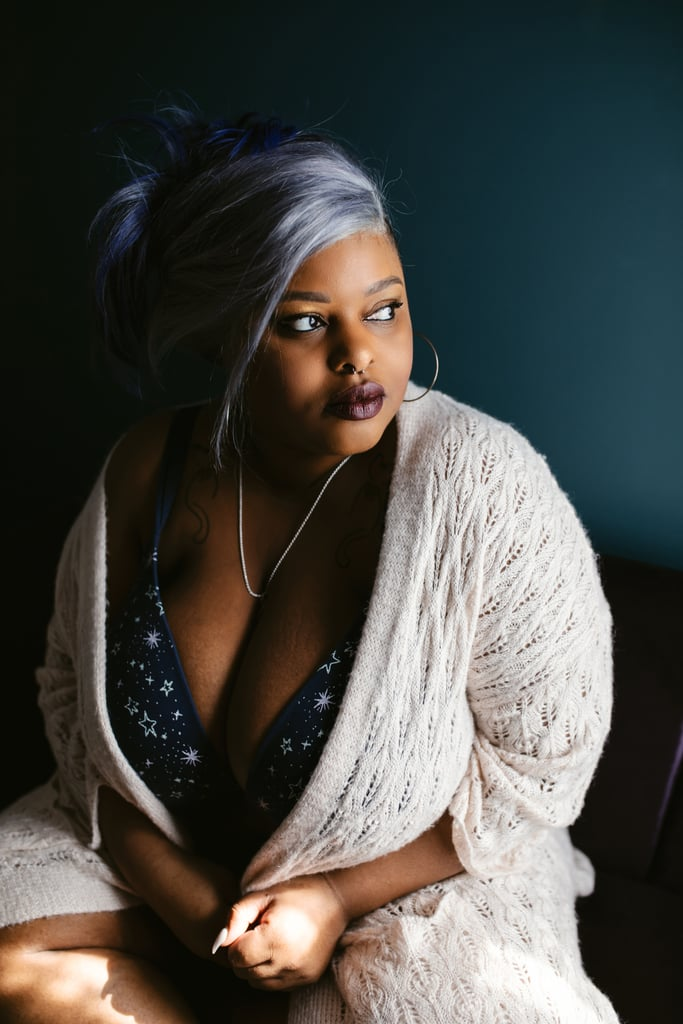 How a Gorgeous Boudoir Photo Shoot Empowered a Woman to Unapologetically Be Herself