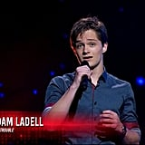 When Adam Ladell sang on The Voice, and his Tourette's disappeared.