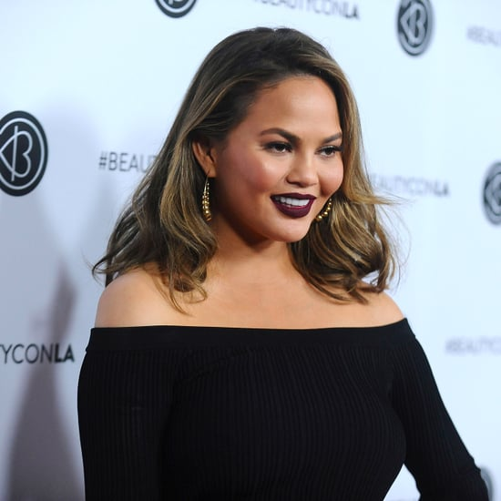 Chrissy Teigen Talks Body Image at Beautycon