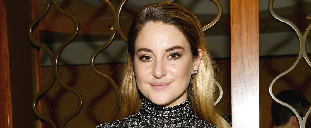 See Shailene Woodley's Engagement Ring From Aaron Rodgers