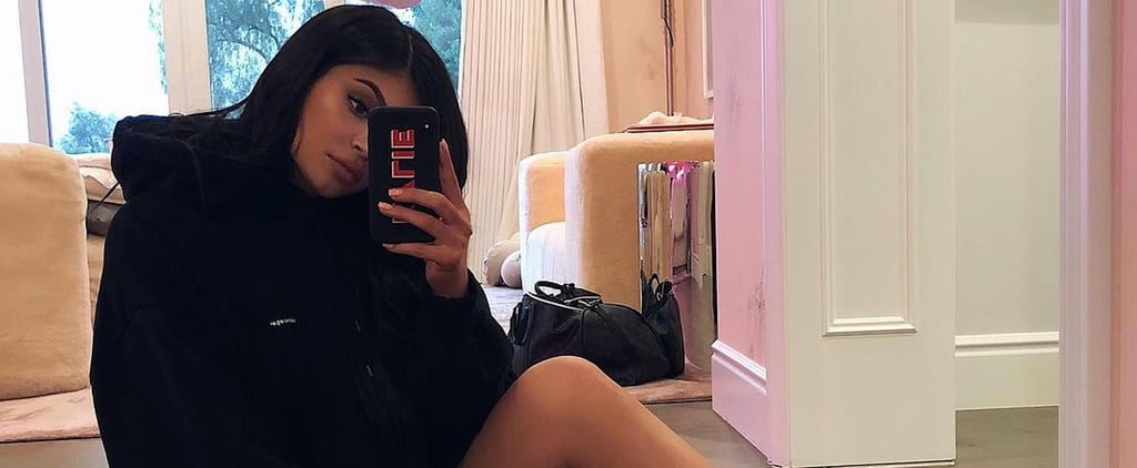 Kylie Jenner's Sexy Post-Pregnancy Boots Will Make Your Eyes Go Wide