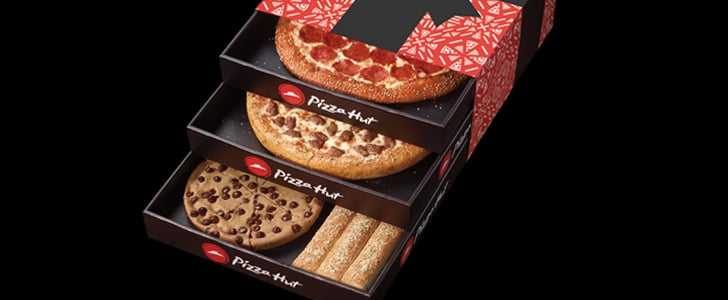The Triple Treat Box Is Pizza Hut's Best Invention For Indecisive People
