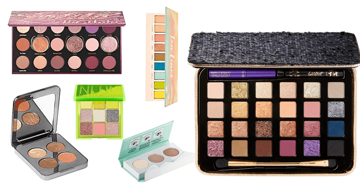 Best Colorful Eye Shadow Palettes At Sephora Popsugar Beauty