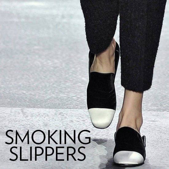 Smoking Slippers