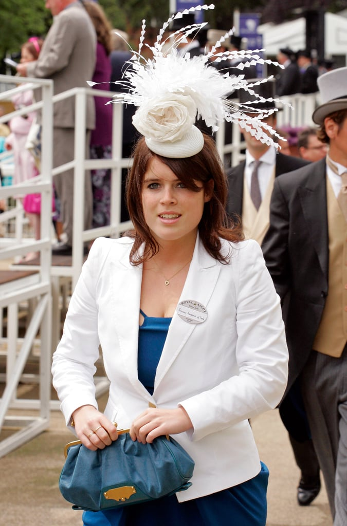 Princess Eugenie Hat Style