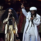 H.E.R and Nile Rodgers