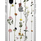 Casetify Clear Floral Case
