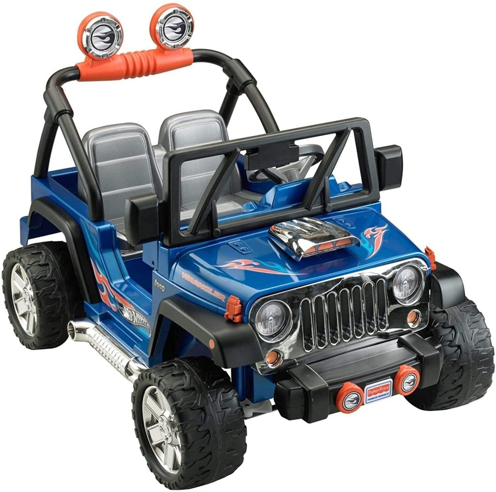 Power Wheels Hot Wheels Jeep Wrangler