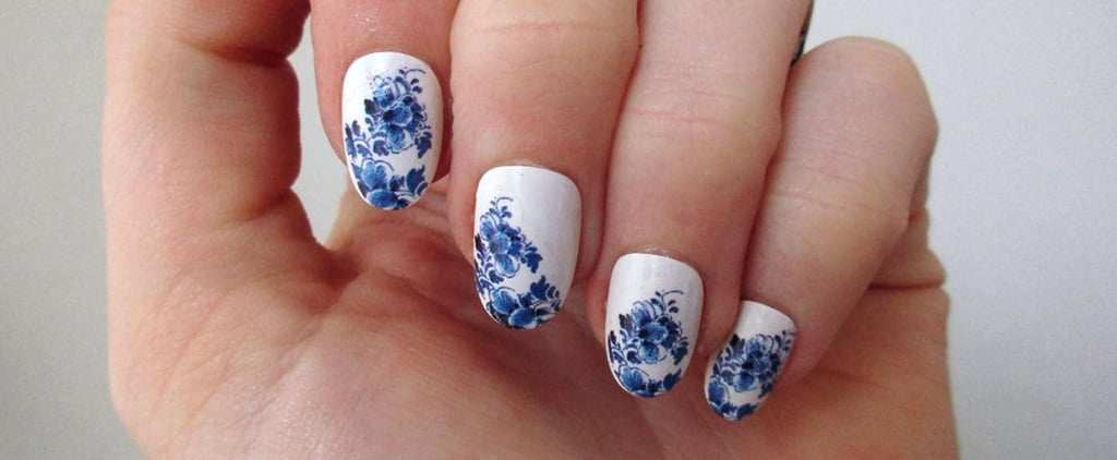 15+ Cute Nail Decals