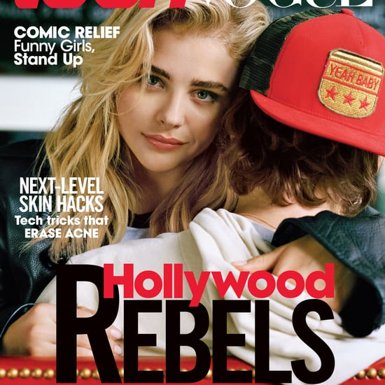 Chloe Grace Moretz's Teen Vogue Interview October 2016
