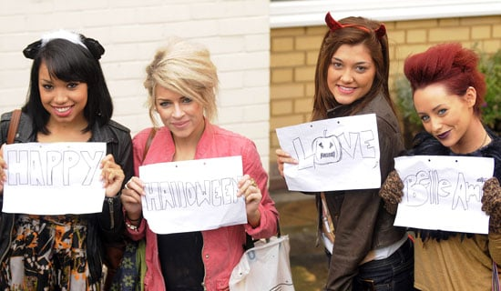 Poll On Belle Amie Leaving The  X Factor — Were The Right Contestants Voted Out?